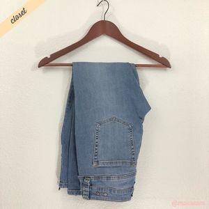 [CAbi] La Jolla Cropped Super Skinny Jeans